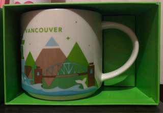 Starbucks YAH Vancouver