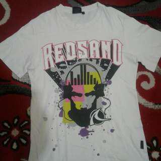 T-Shirt RED SAND Original