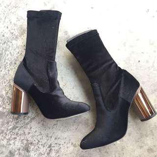 Public desire | heel ankle boots