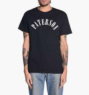 Paterson T Shirt Black