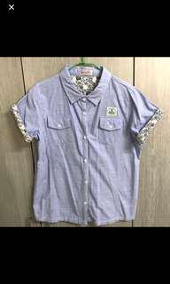 🚚 降⬇️免運 夢特嬌 短袖 襯衫(原價:800