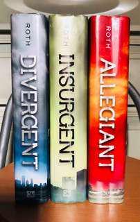Divergent Series (Hardboud) by Veronica Roth