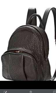 Alexander wang Rockie dumbo rose gold bag backpack Gucci prada Chanel balenciaga celine rat and & boa realisation par chloe Dior Zimmermann bec bridge Maurice Eve manning cartell Alice mccall