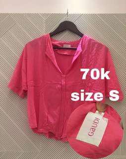 blouse gaudi
