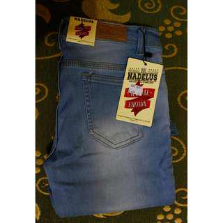Celana Jeans Cutbray NEW