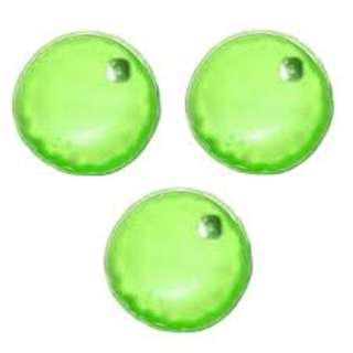 Keimav Round Hot and Cold Compress Pack Set of 3 (Green)