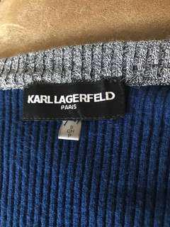 KARL LAGERFELD CARDIGAN