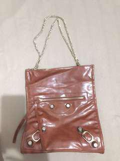 Leather Singapore Bag