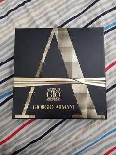 Giorgo Armani 75ml Set