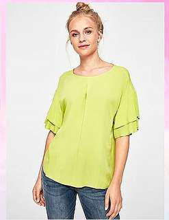 Big Size Lime Top