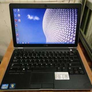 Notebook Core I5 Laptop DELL 6230 Obral Termurah