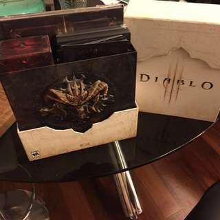 Diablo 3 Collector's Edition Limited Edition PC usb Game Blizzard