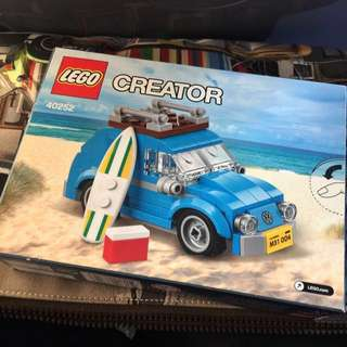 Lego Creator 40252 Volkswagen Car Vehicle New Toy Tomica