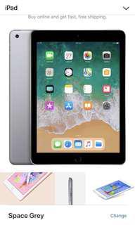 Brand New Apple iPad WiFi 32GB