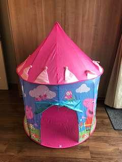 Peppa Pig Castle Tent