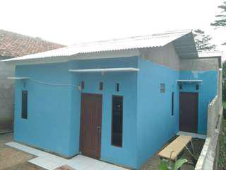 kontrak rumah unit baru nanggerang