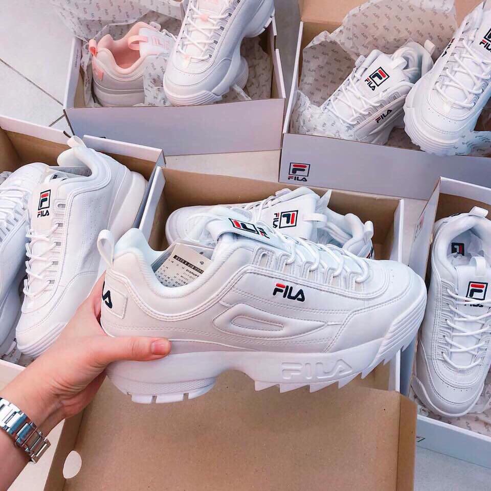 fila shoes disruptor original price