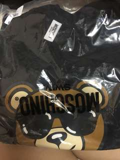 Moschino tee small size