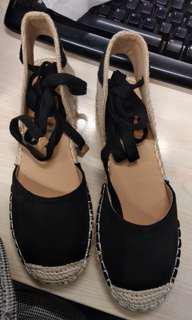 Zalora shoes lace up espradille
