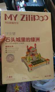 3D puzzle x2