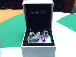 Take-all Pandora Charms
