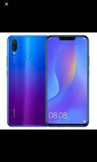 New Huawei nova 3i