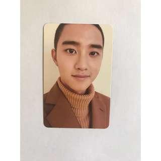 EXO Universe DO Photo Card