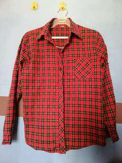 Flannel long sleeves