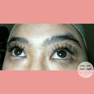 Eyelash extension bandung