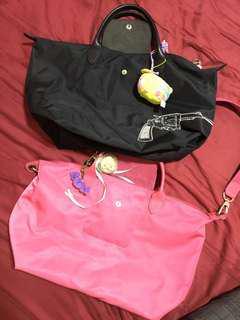Good used conditions longchamp bag