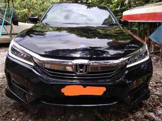 Honda Accord 2.4 **Negotiable**
