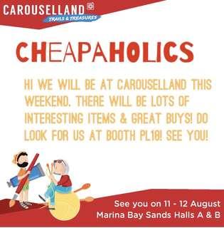 Cheapaholics @ Carouselland