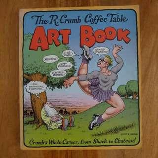 The Robert Crumb Coffee table book