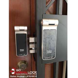 Digital Locks for Door and Gate