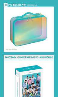 [PEEORDER] Wanna One Summer Package