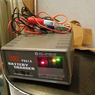 特價!! 小型電池叉電機 P861A BASIC POWER BATTERY CHARGER