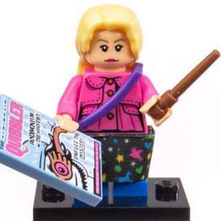 Lego Harry Potter Luna Lovegood Minifigure