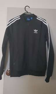 ADIDAS Womens Superstar track jacket