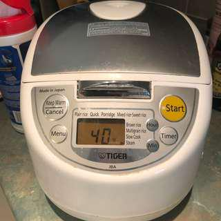 Japanese Tiger rice cooker