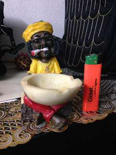 ASHTRAY BOB MARLEY