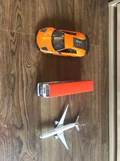 Die-cast Toy Collection