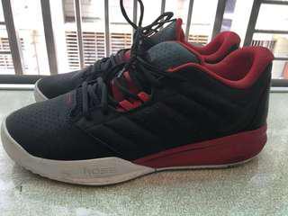 🚚 Adidas rose eagle wood IV 二手鞋 籃球鞋44號
