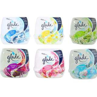Original GLADE AIR FRESHENER SCENTED GEL 60DAYS 180G