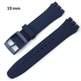 SWATCH Replacement 19 mm Watch Straps