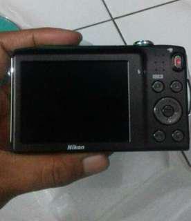 Kamera Digital Nikon Coolpix S3300