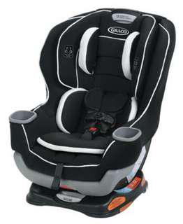 Graco Extend2Fit baby Car Seat