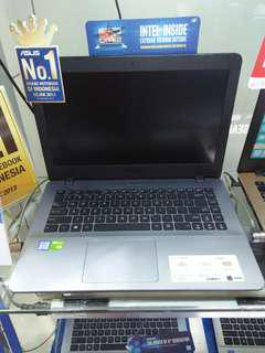 Kredit laptop Asus A442UF core i7
