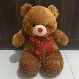 📌⬇️BLUE MAGIC: BEAR STUFFED TOY STRINGYBEAN JR.