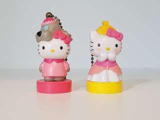 🚚 Hello kitty 7-11集點印章公仔