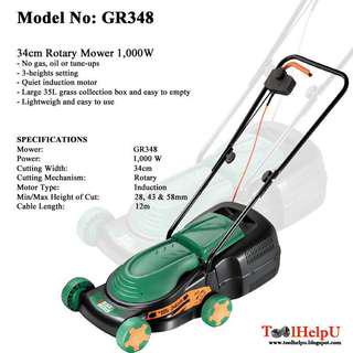 Grass Cutter Rotary Mower